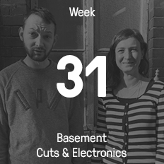 Week 31 / 2016 - Basement Cuts & Electronics