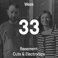 Week 33 / 2016 - Basement Cuts & Electronics