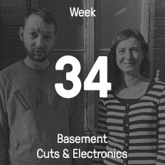Week 34 / 2016 - Basement Cuts & Electronics