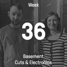 Week 36 / 2016 - Basement Cuts & Electronics