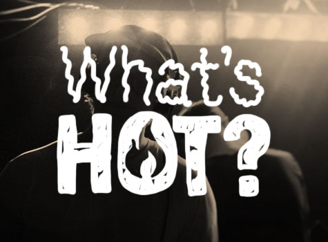 What's hot, TRP?