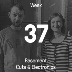 Week 37 / 2016 - Basement Cuts & Electronics