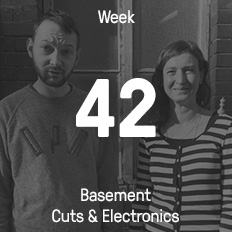 Week 42 / 2016 - Basement Cuts & Electronics