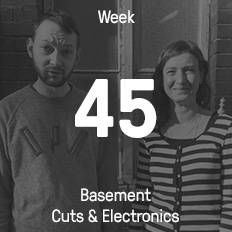 Week 45 / 2016 - Basement Cuts & Electronics