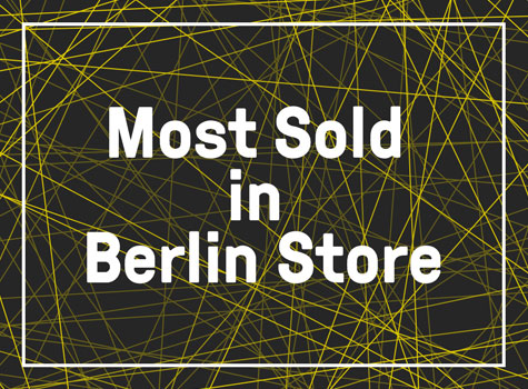 Most Sold in Berlin Store