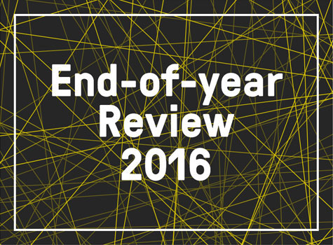 End-Of-Year Vinyl Review 2016