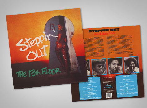 The 13th Floor – Steppin' Out