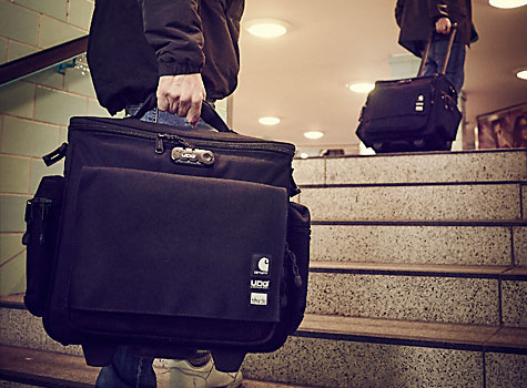 Sling Bag Trolley »For The Record«