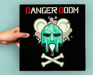 Dangerdoom – The Mouse And The Mask