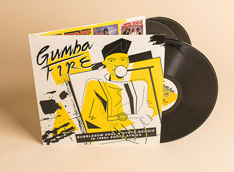 V.A. – Gumba Fire: Bubblegum Soul & Synth Boogie In 1980s South Africa