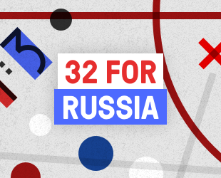 32 for Russia