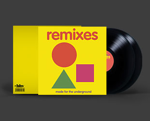 Jazz Spastiks & Penpals – Remixes: Made For The Underground