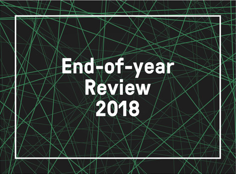 End-Of-Year Review 2018