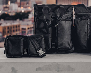 Chrome Industries MXD Travel Collection