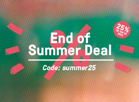 End of Summer Deal