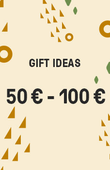 Gifts 50 € - 100 €