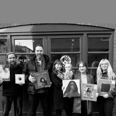 Mr Bongo Shop Team - HHV Mag Artist & Partner Vinyl Charts aus 2019