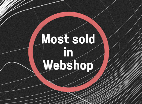 Most Sold in Webshop