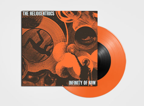 The Heliocentrics – Infinity Of Now