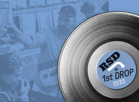 Record Store Day 2020 – 1st Drop Preview