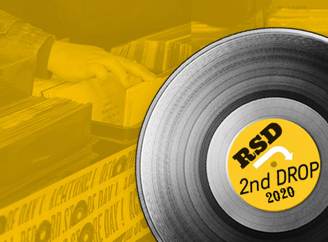 Record Store Day 2020 – 2nd Drop Leftovers