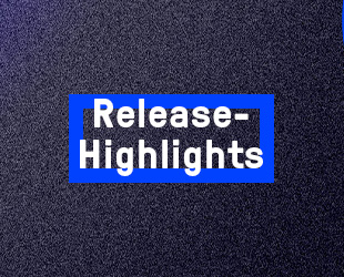 Release-Highlights 2021