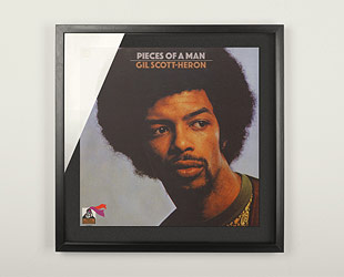 Records Revisited - Gil Scott-Heron – Pieces Of A Man (1971)